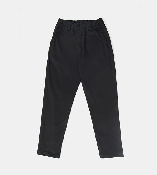 Men's Street Trouser (Black) - Product Shot