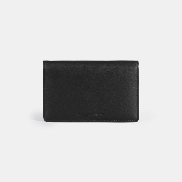 D.V.L. Pocket Purse (Black)