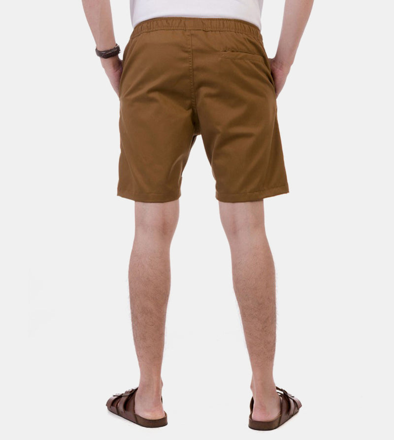 Tailored Shorts (Bronze) - Back