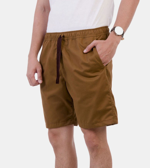 Tailored Shorts (Bronze) - Diagonal