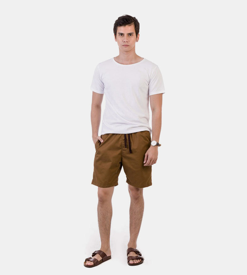 Tailored Shorts (Bronze) - Style