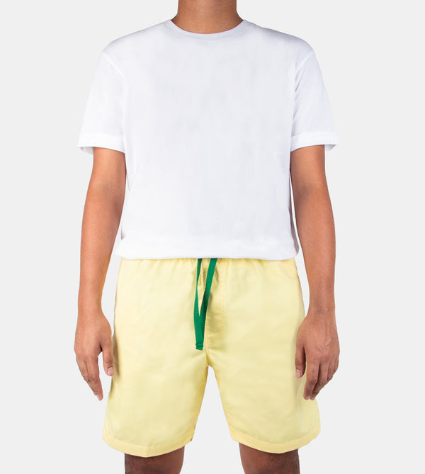 Tailored Shorts (Canary Yellow)