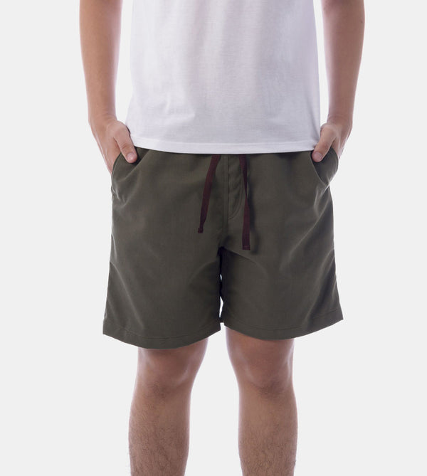 Tailored Shorts (Canvas Fatigue)