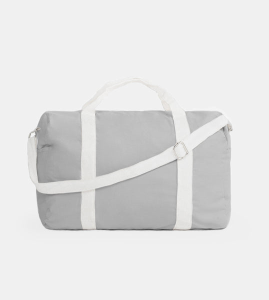 Take Me Everywhere Duffel Bag (Gray)