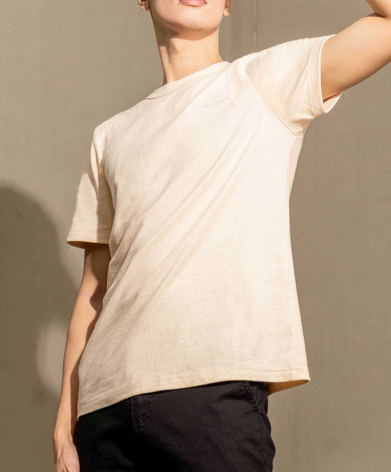 Men's Heavyweight Basic Tee (Oat)