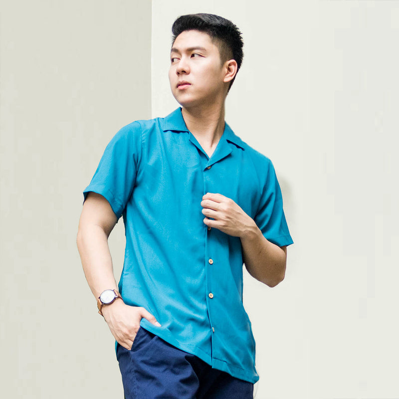 SuperSoft Lounge Shirt (Teal)