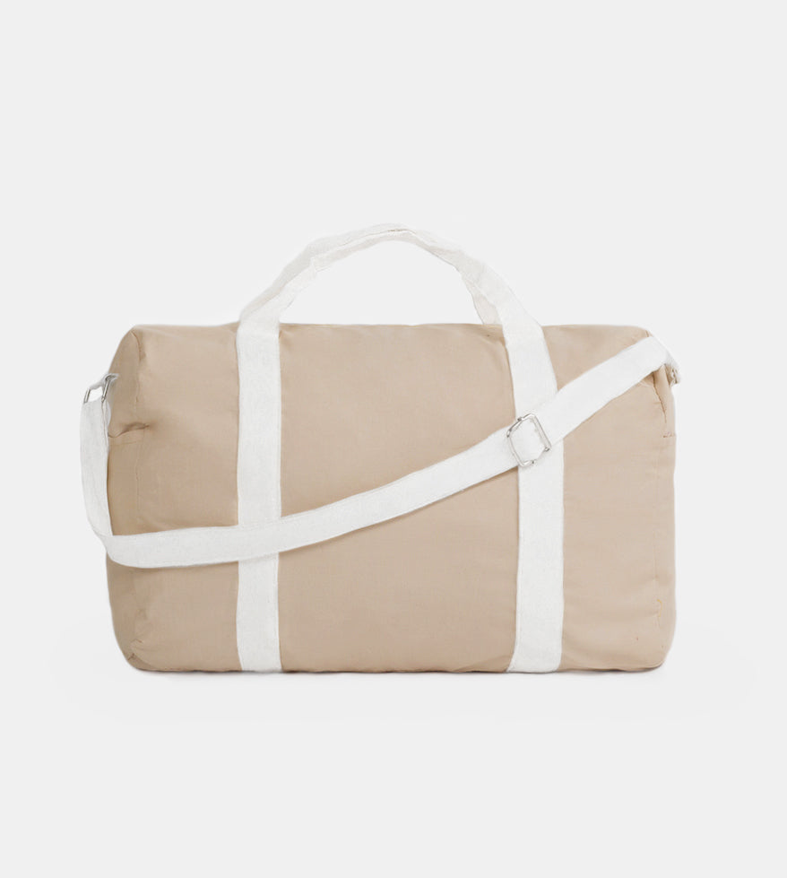 Take Me Everywhere Duffel Bag (Khaki)