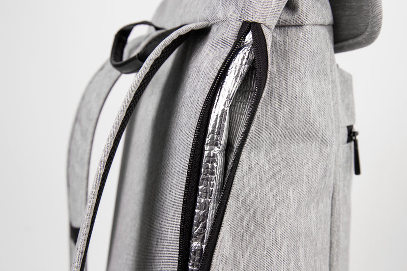 Resilient Fiber Companion Backpack (Gray)