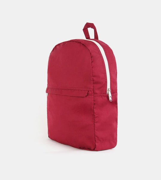 Take Me Everywhere Backpack (Maroon)