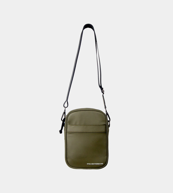 Omni Resist Crossbody Bag (Army Green)