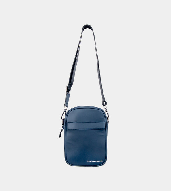 OmniResist Crossbody Bag (Navy Blue)