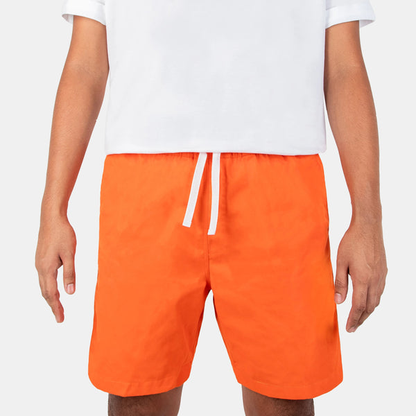 Tailored Shorts (Orange)