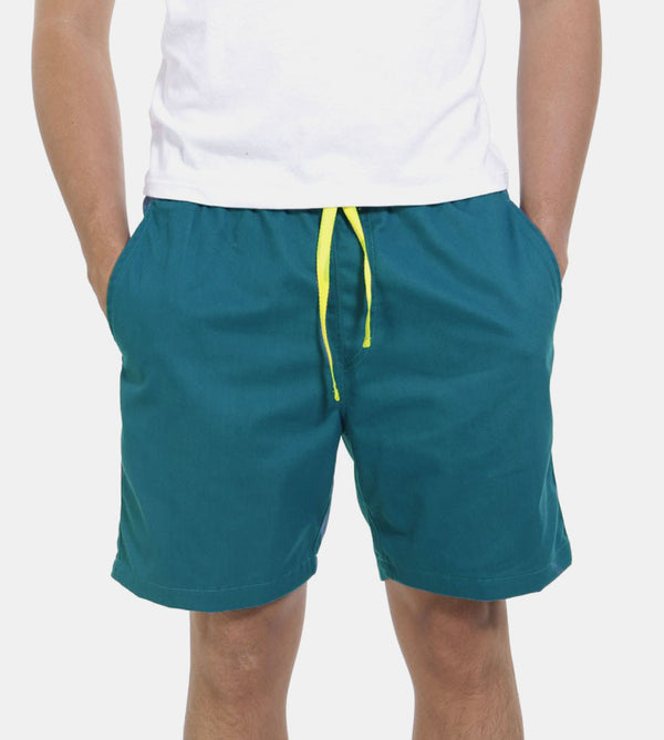 Tailored Shorts (Pacific Blue) - Front