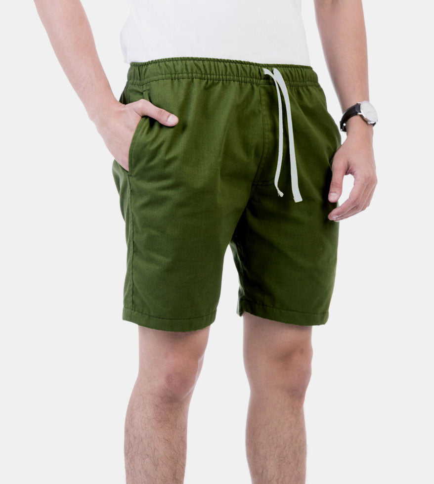 Tailored Shorts (Pine)