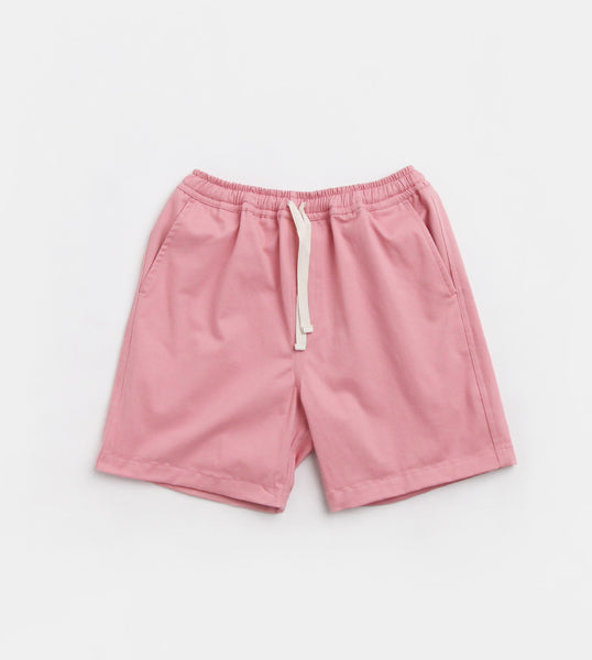 Premium Tailored Shorts (Pink)