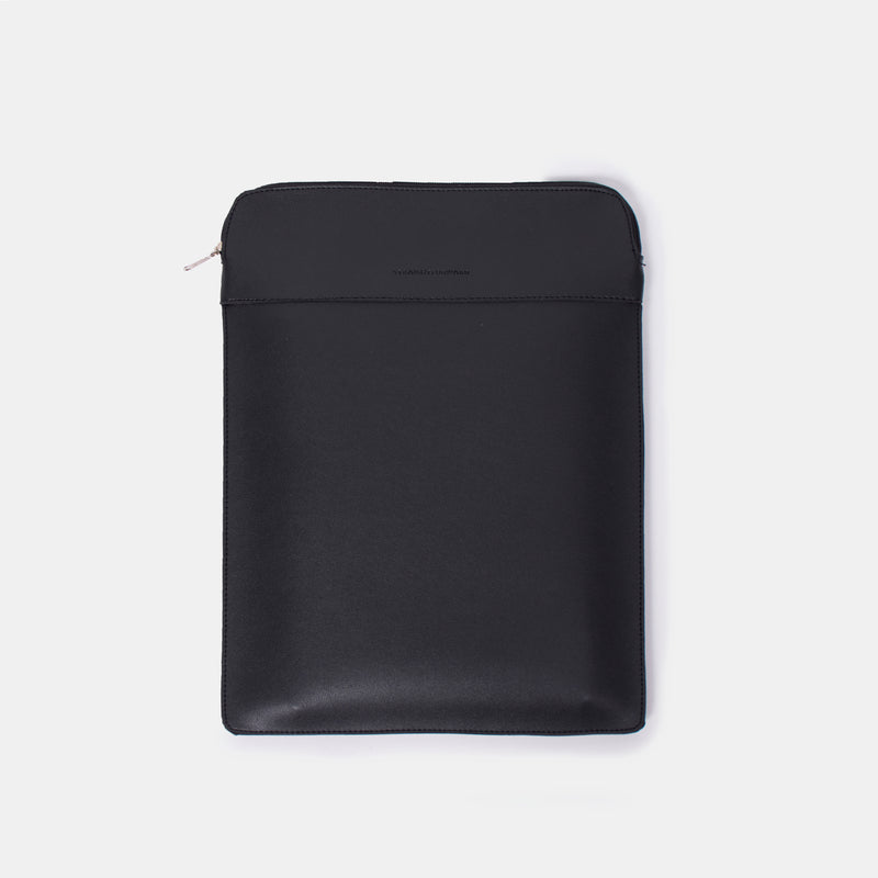 D. V. L. Portrait Laptop Case (Black)