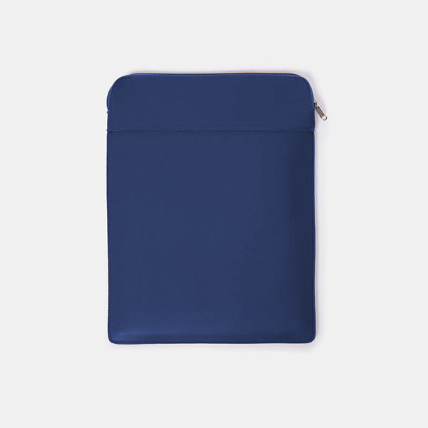 D. V. L. Portrait Laptop Case (Blue)