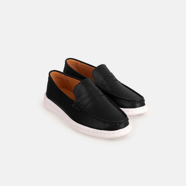 Premium D.V.L. Everyday Loafers (Black)