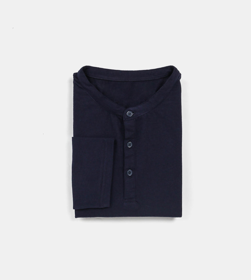 The Everyday Nomad Shirt (Navy Blue)