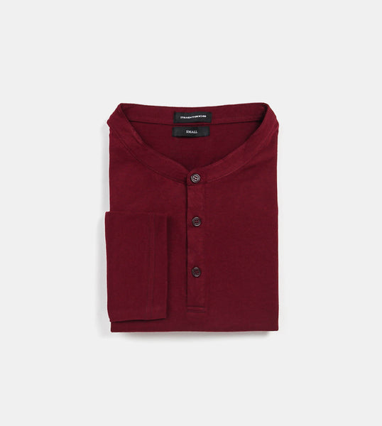 The Everyday Nomad Shirt (Maroon)