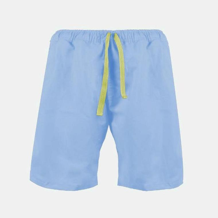 Tailored Shorts (Light Blue)