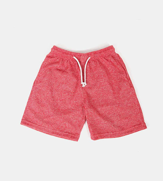 Sweat Shorts (Red) - Product Shorts