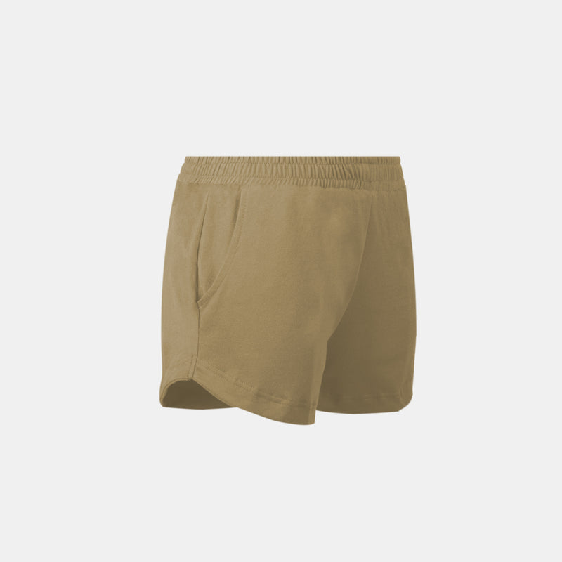 Women's UltraSoft Dolphin Shorts (Sand)