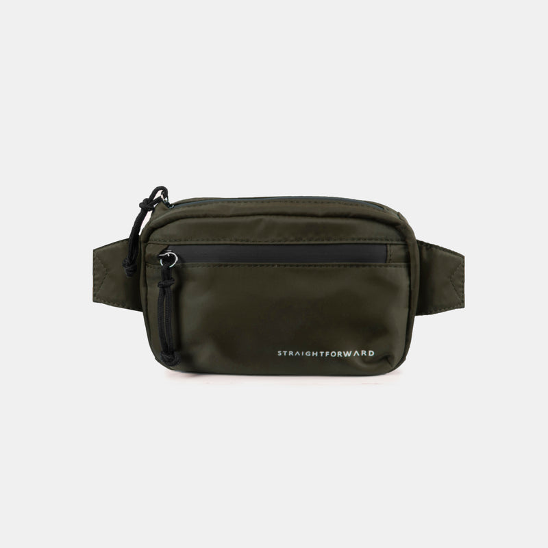 365Tech Fanny Pack (Army Green)