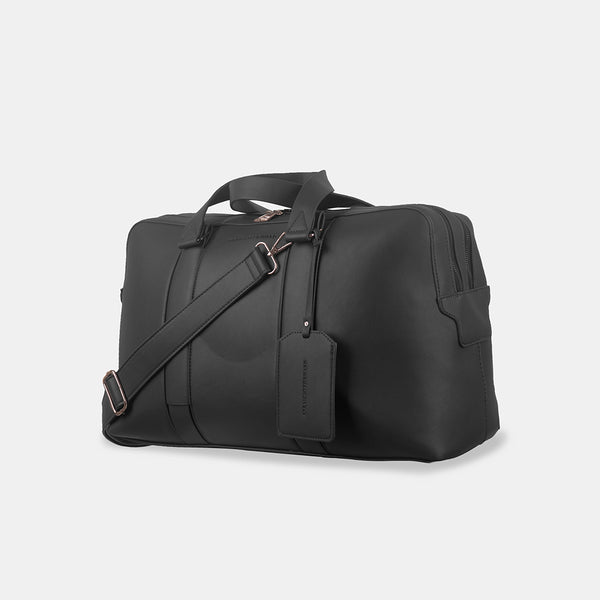 D.V.L. Carry-All Bowling Bag (Black)