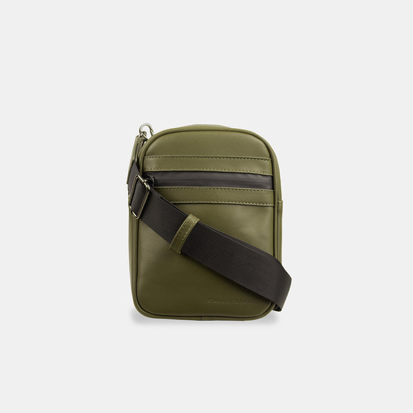 D.V.L. Mini Cross Body Bag (Fatigue)