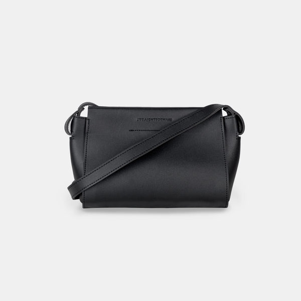 D.V.L. Micro Body Bag (Black)