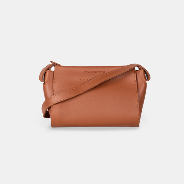 D.V.L. Micro Body Bag (Tan)