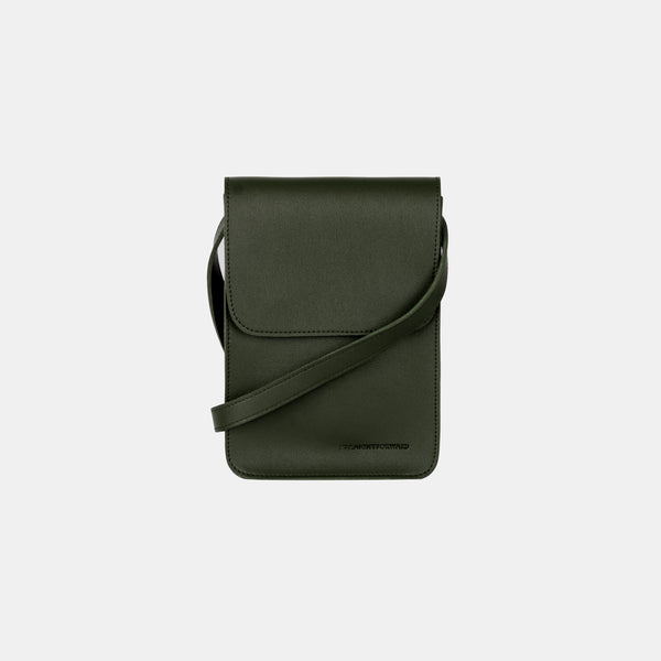 D.V.L. Mini Cross Body Sling Bag (Army Green)