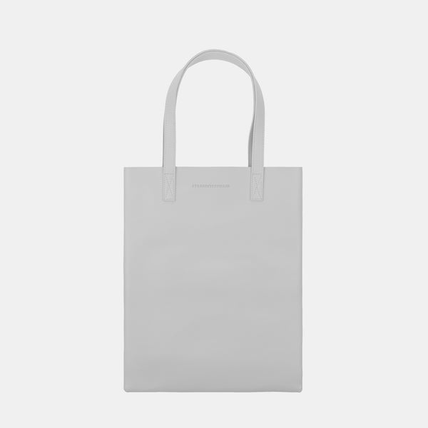 D.V.L. Portrait Tote Bag (Cool Gray)