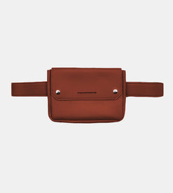 D. V. L. Clutch Belt Bag (Rust)