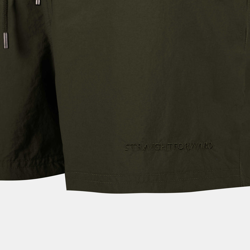 DryTech All-Year Round Shorts (Army Green)