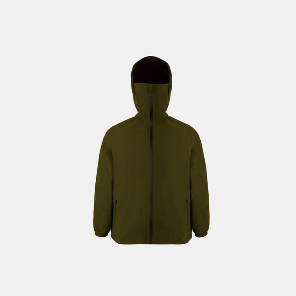 DryTech Protective Windbreaker (Army Green)