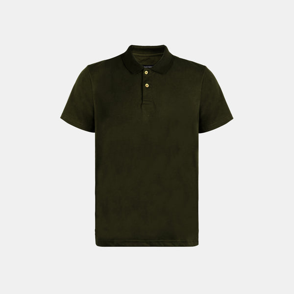 UltraSoft Everyday Polo Shirt (Fatigue)