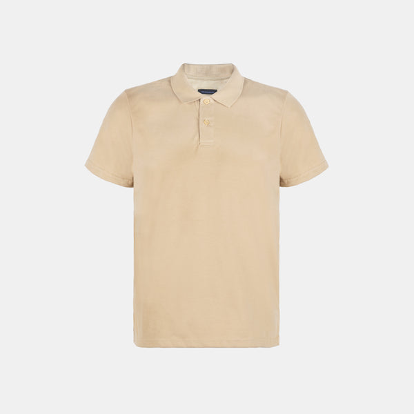 UltraSoft Everyday Polo Shirt (Oat)