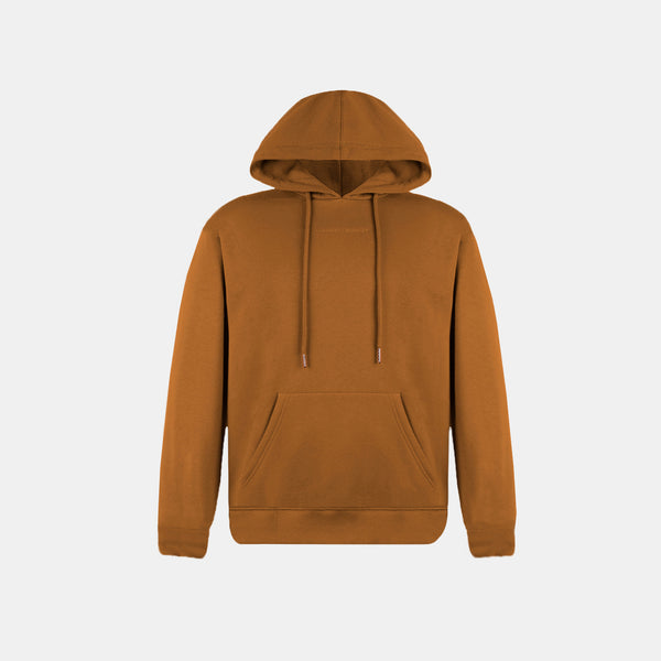 Everyday Fleece Hoodie (Yellow Ochre)
