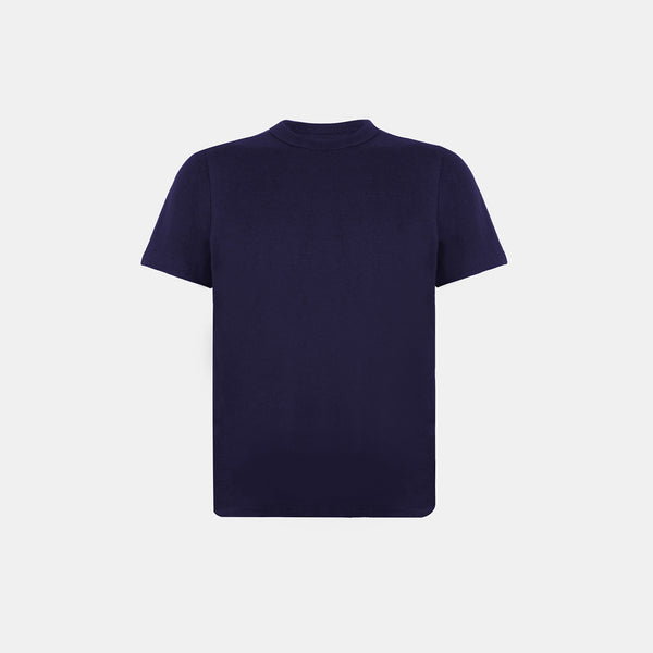 Men's Heavyweight Basic Tee (Navy Blue)