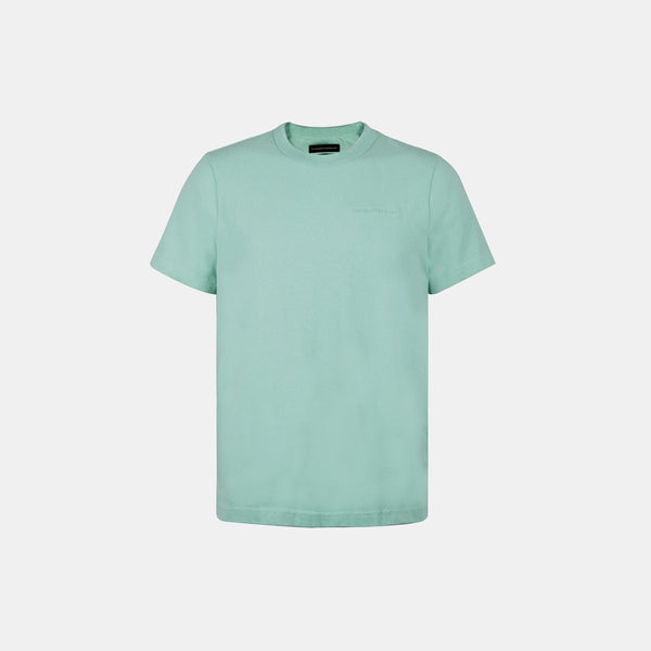 Men's Heavyweight Basic Tee (Vine Green)