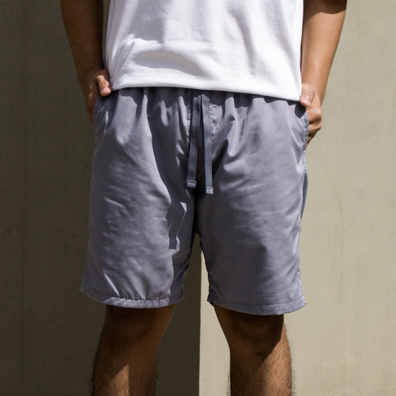 Lite Tech Swim Shorts (Gray)