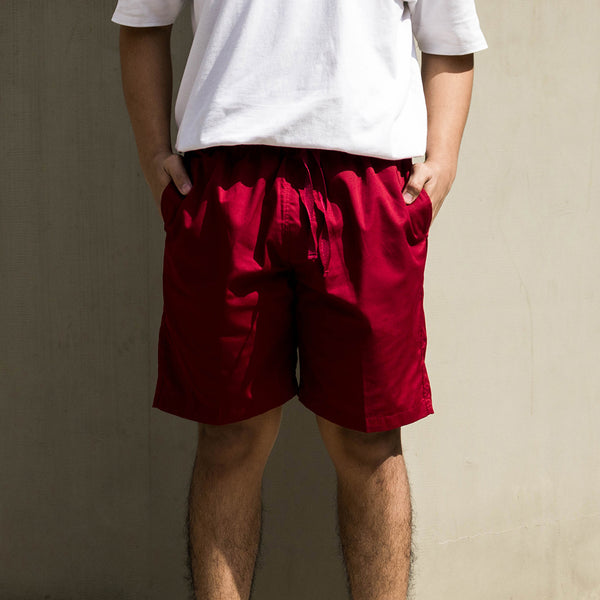 Lite Tech Swim Shorts (Maroon)