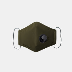OmniResist Face Mask (Army Green)