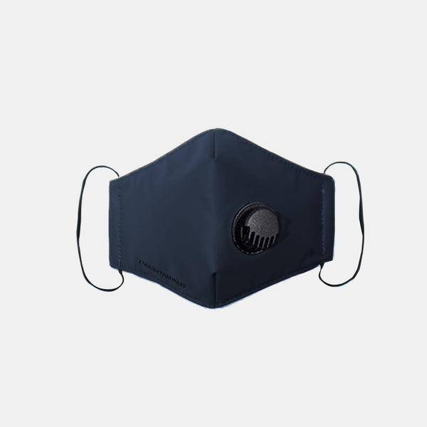 OmniResist Face Mask (Navy Blue)