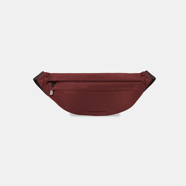 NylonTech Bum Bag (Wine)
