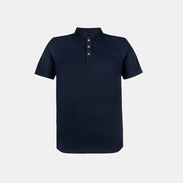 UltraSoft Everyday Polo Shirt (Navy Blue)
