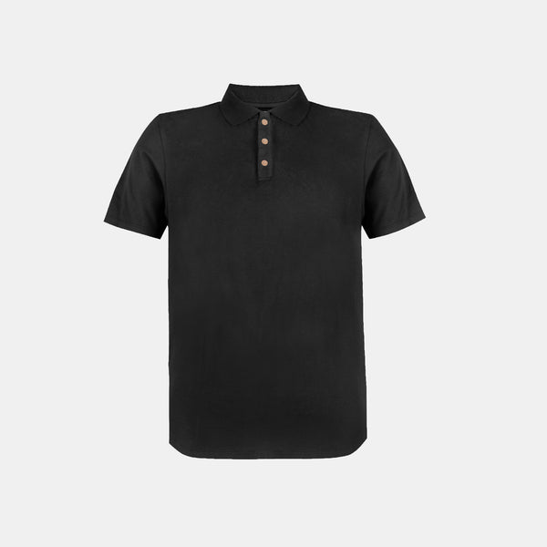 UltraSoft Everyday Polo Shirt (Black)