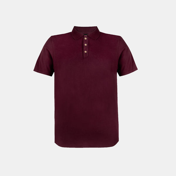 UltraSoft Everyday Polo Shirt (Maroon)